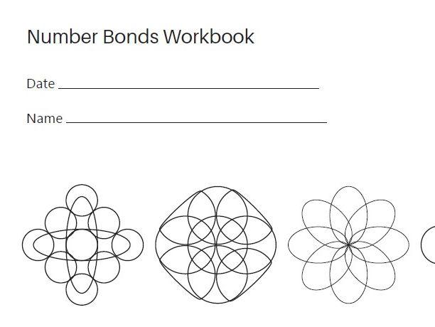 Number Bonds Workbook
