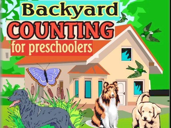 Backyard Counting for Preschoolers
