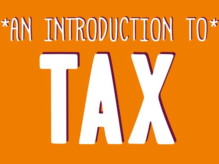 Tax Facts - Home learning pack