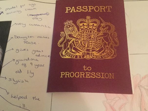 Passport to Progress - DIRT Feedback Evidence WWW EBI Deepen your thinking