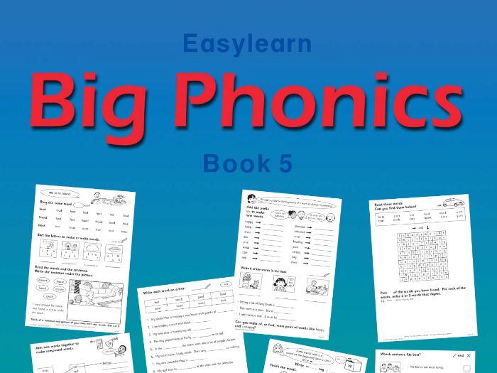 BIG PHONICS BOOK 5