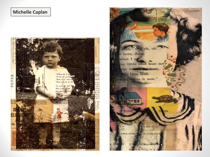 GCSE Art- Childhood Project