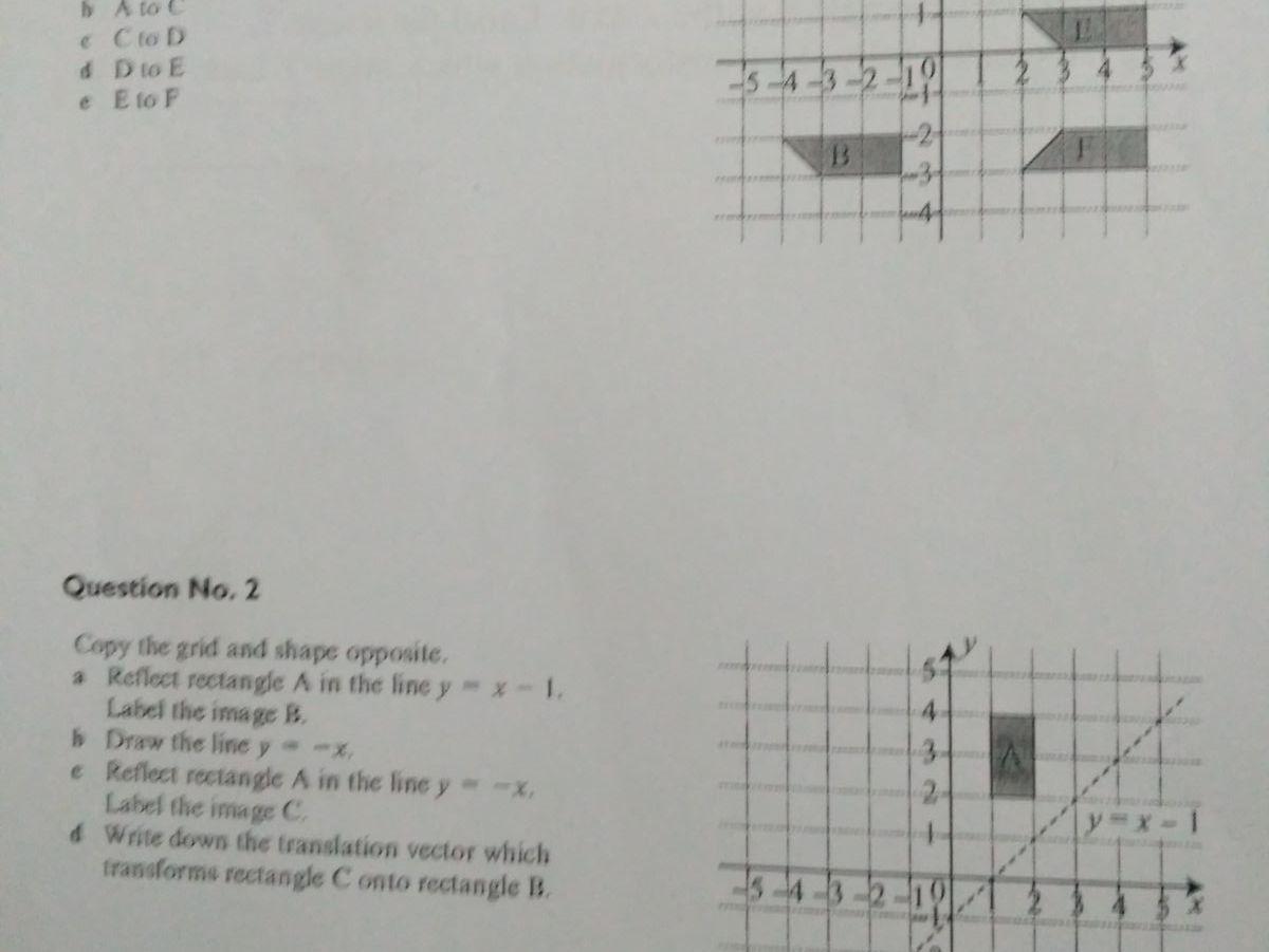 Bundle - Math  Revision worksheet