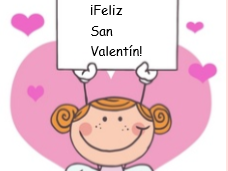 Spanish Valentine's full lesson including answers and worksheets
