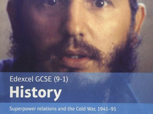 Cold War - GCSE History - Edexcel - The Building of the Berlin Wall  (Lesson 14)