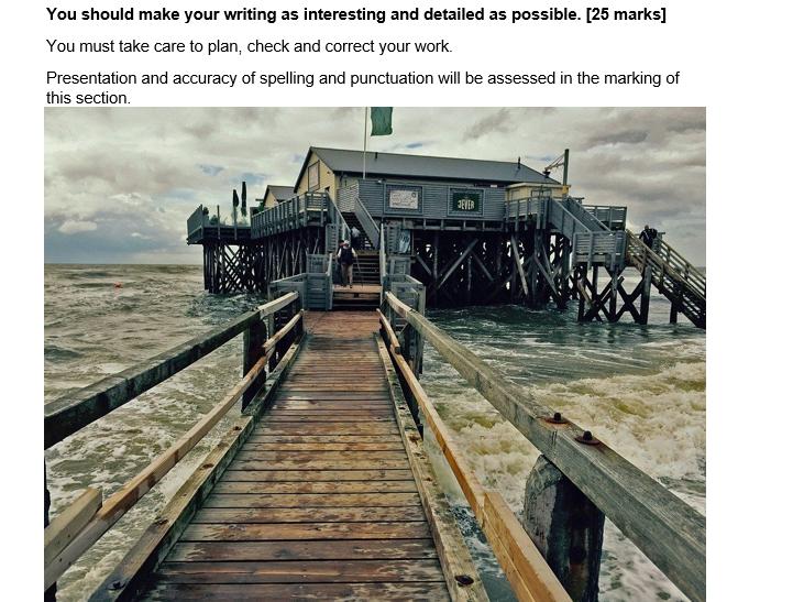 Framework for Descriptive Writing