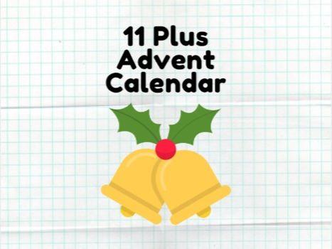 11 Plus Christmas Advent Calendar