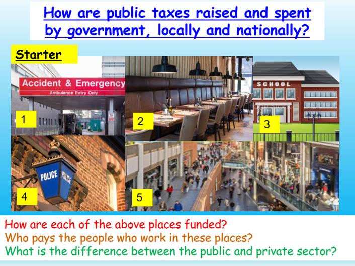 Public Sector + Economy : Citizenship