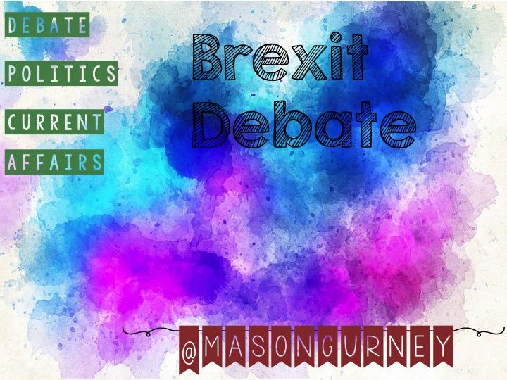 EU Referendum Debate and Brexit Debate