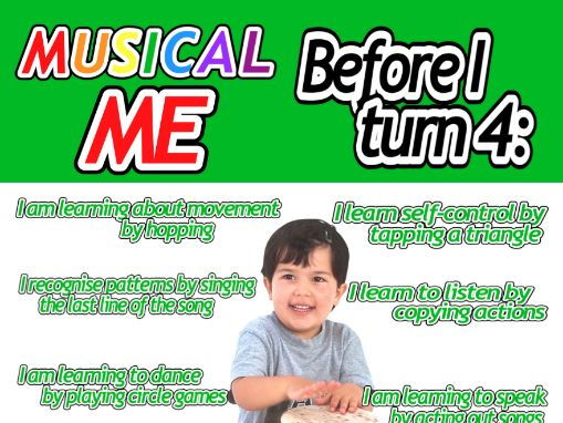Musical ME under FOUR