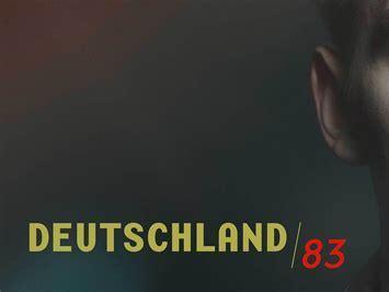 Deutschland 83 - a study guide