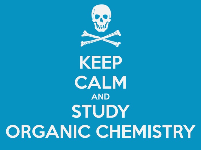 Organic Chemistry - revision flash cards