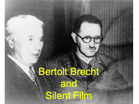Brecht and Charlie Chaplin