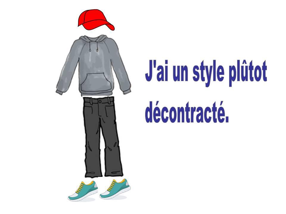 Mon Style; Studio 2, Rouge, Module 3, pp.54, 55
