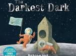 Year 1 Moon Zoom topic book - The Darkest Dark - story writing plan and writing frame - 4 days.