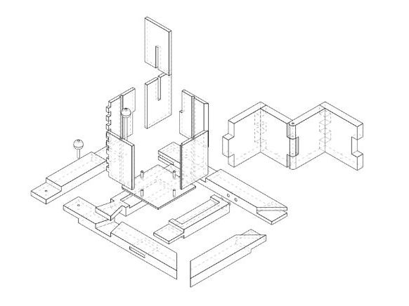 SketchUp Wood Joints (make your own)