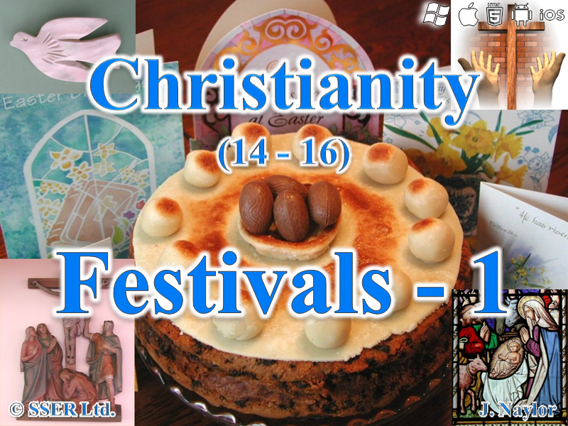 Christianity - Festivals 1 (1 of 2)