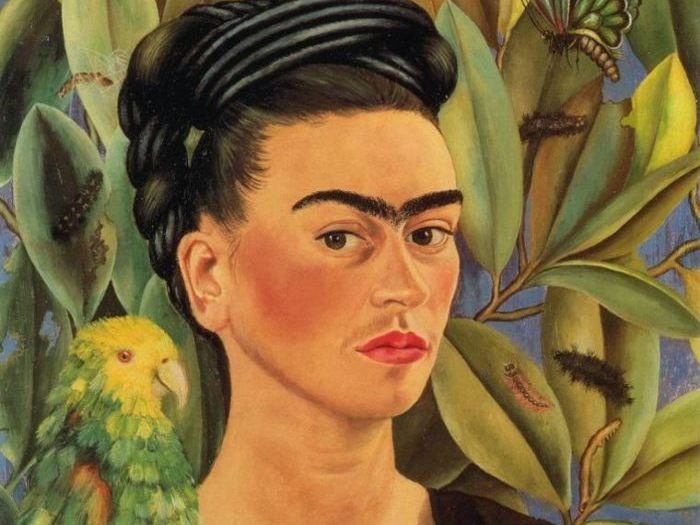 Frida Kahlo worksheet and quiz