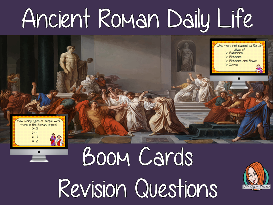 Ancient Roman Daily Life Revision Questions