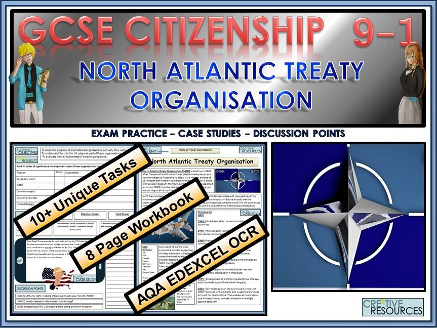 GCSE Citizenship (9-1) NATO