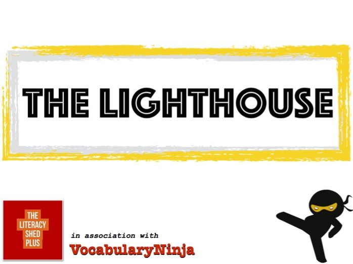 The Lighthouse Vocabulary Pack