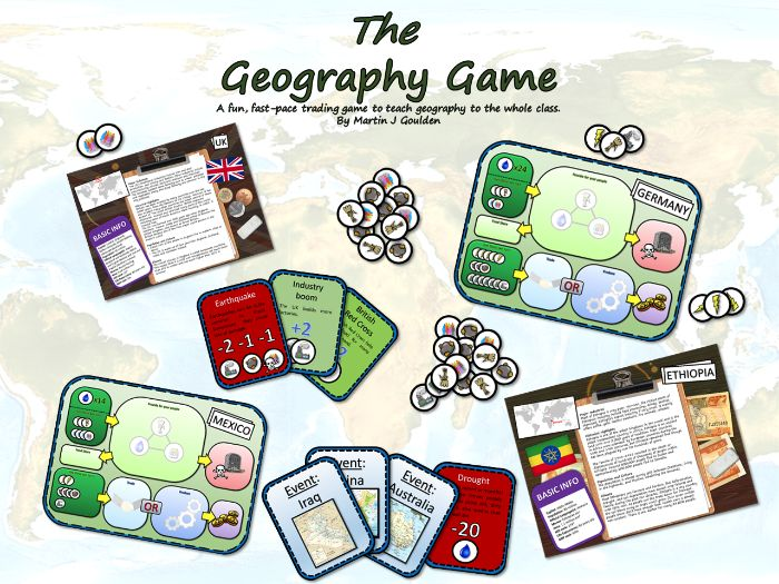 The Geography Game