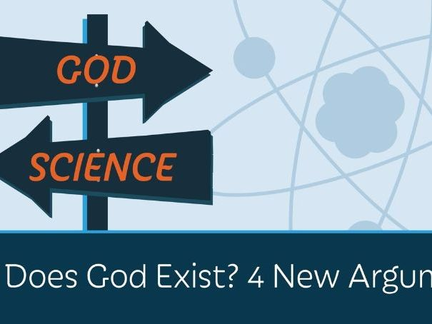 Does God Exist? Cosmological Arg.