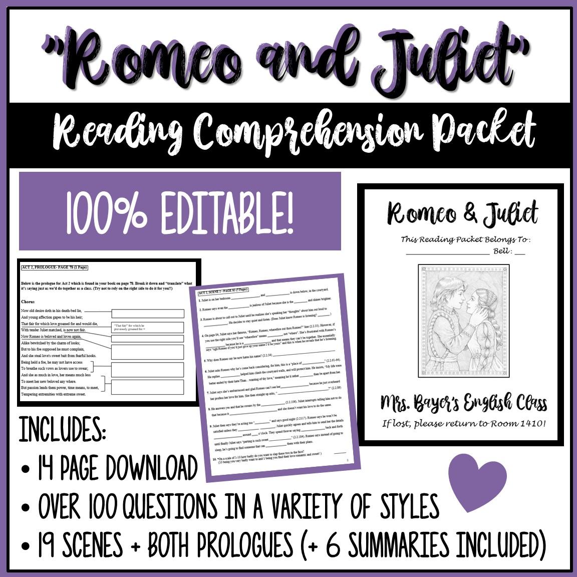 - Romeo And Juliet