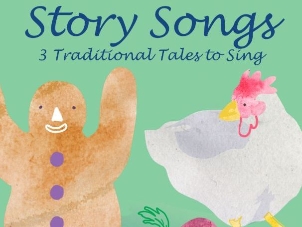 Story Songs: The Song Sheets