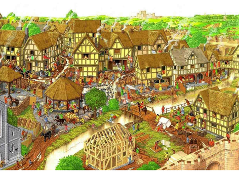KS3 History Scheme of Work: What was life like in the Middle Ages?