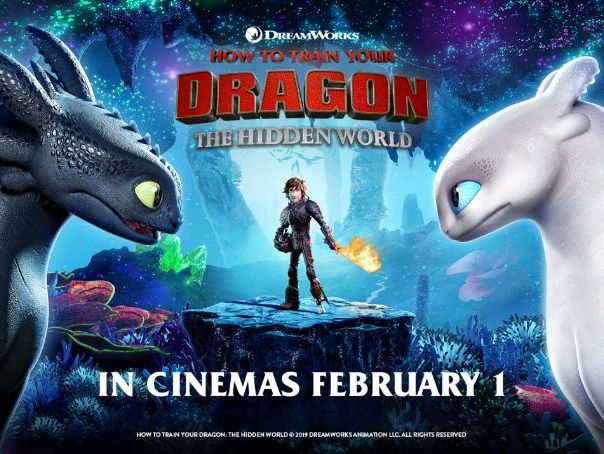 How to Train Your Dragon: Hidden World - Discovering the Hidden World