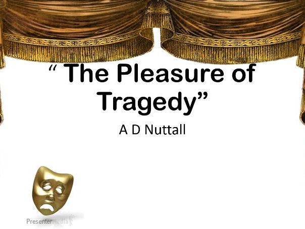 Ppt to accompany edexcel  Shakespeare critical anthology: Tragedy