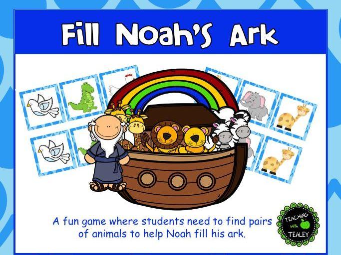 Fill Noah's Ark