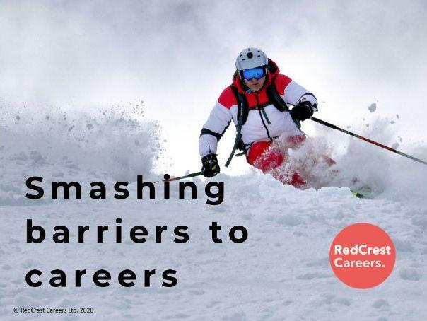 Smashing Barriers to Careers - PSHE/Careers