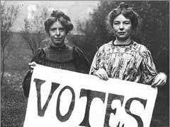 Votes for Women bundle