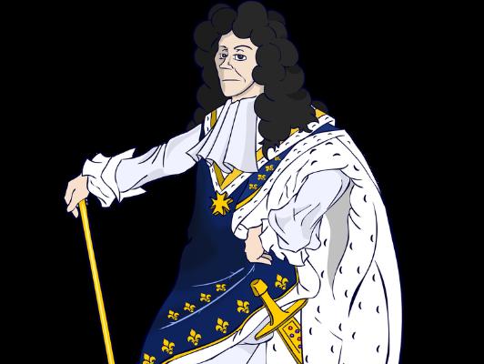 French Revolution - Causes:  2.King Luis XVI