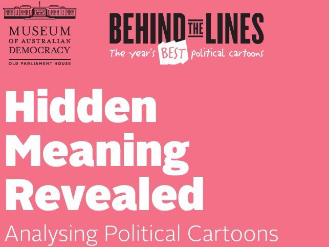 Hidden meaning revealed: Analysing political cartoons