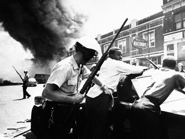 Race Riots of the Civil Rights Movement