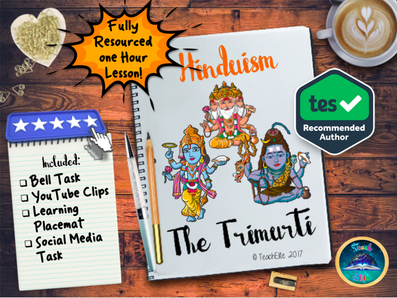 Hinduism: The Trimurti