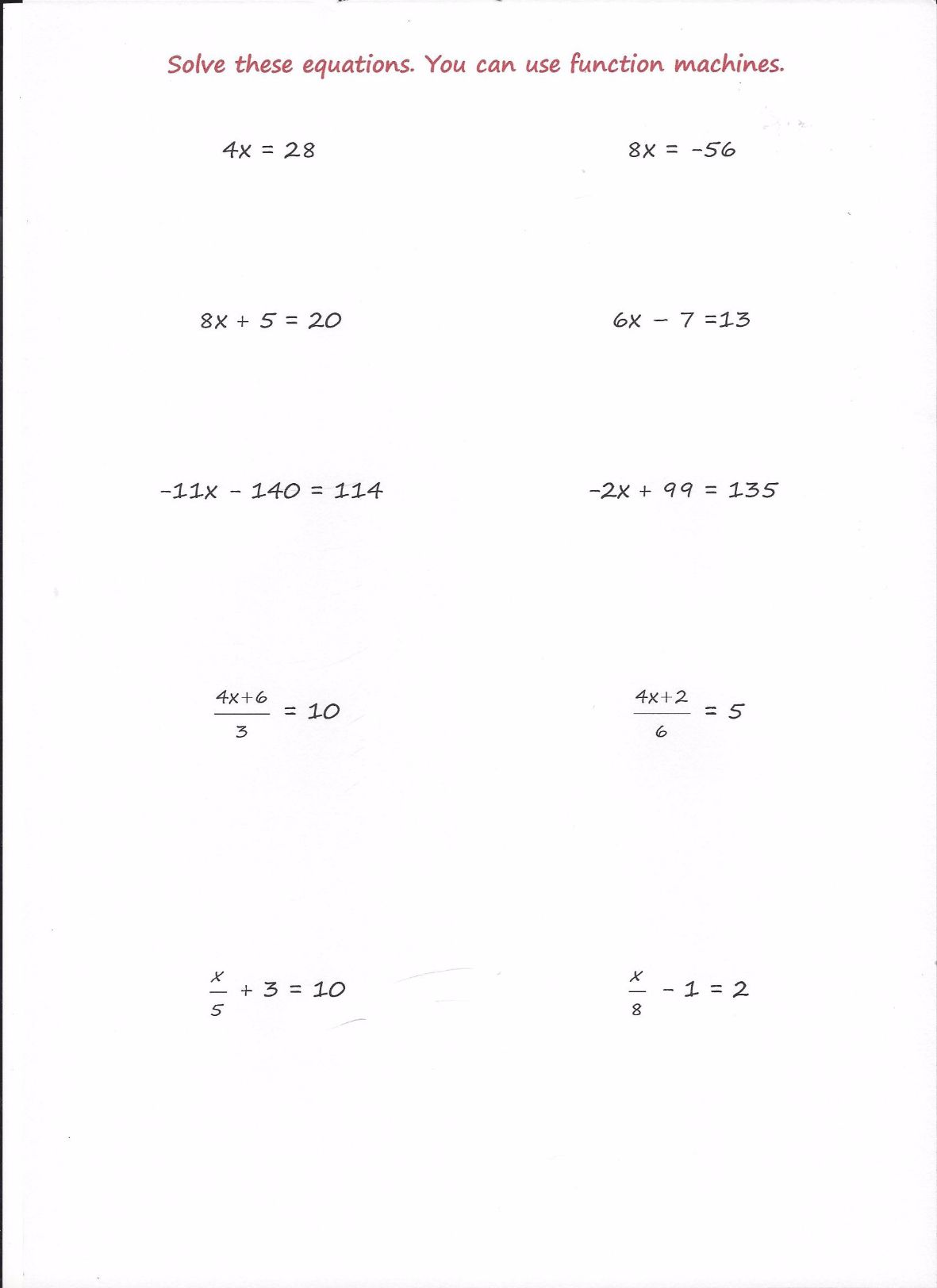 worksheet Combining Like Terms Worksheet Pdf introduction to algebra combining like terms by sfreck teaching resources tes
