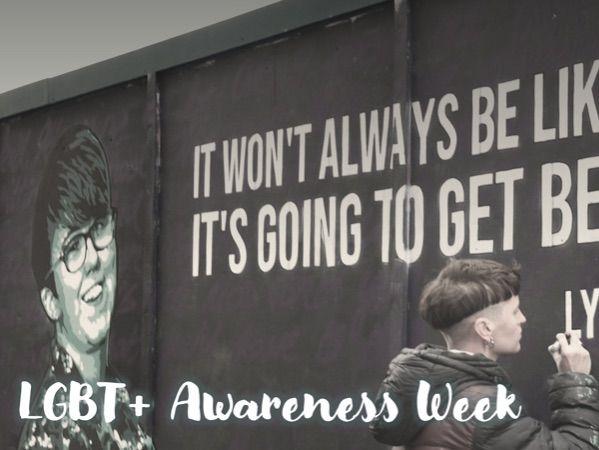 LGBT Awareness Week - Lyra McKee