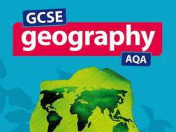 GCSE AQA Geography - Full Set of Notes