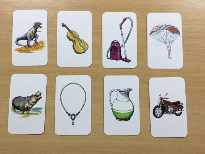 Syllables Set - Picture cards and game ideas to develop syllabification