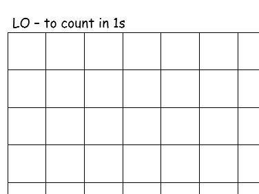Blank 100 square