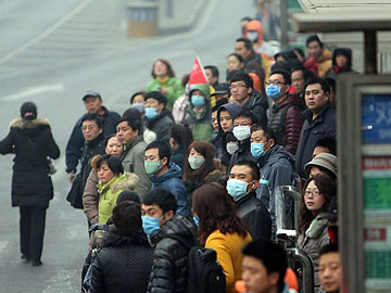 Impacts of urbanisation, Environmental issues in Chongqing