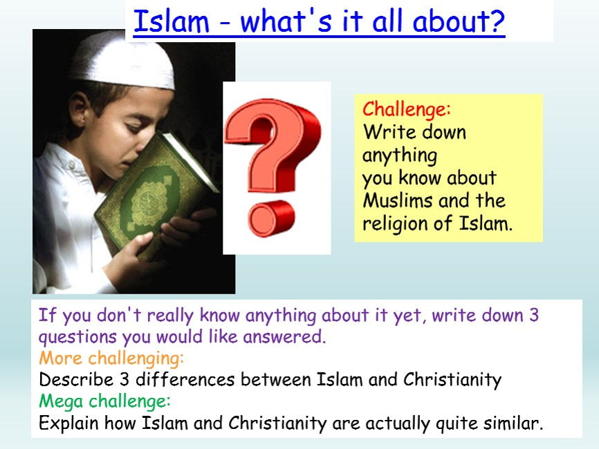 Islam Introduction