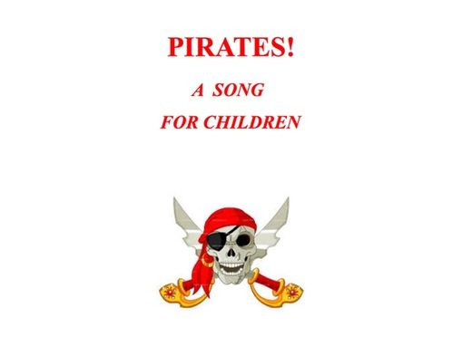 Pirates - Song. A song about Pirates to capture pupils' imagination. Probably best for years 2,3,4!
