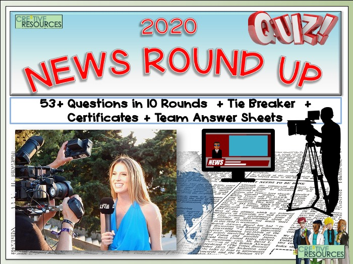 2021 News Quiz of the Year
