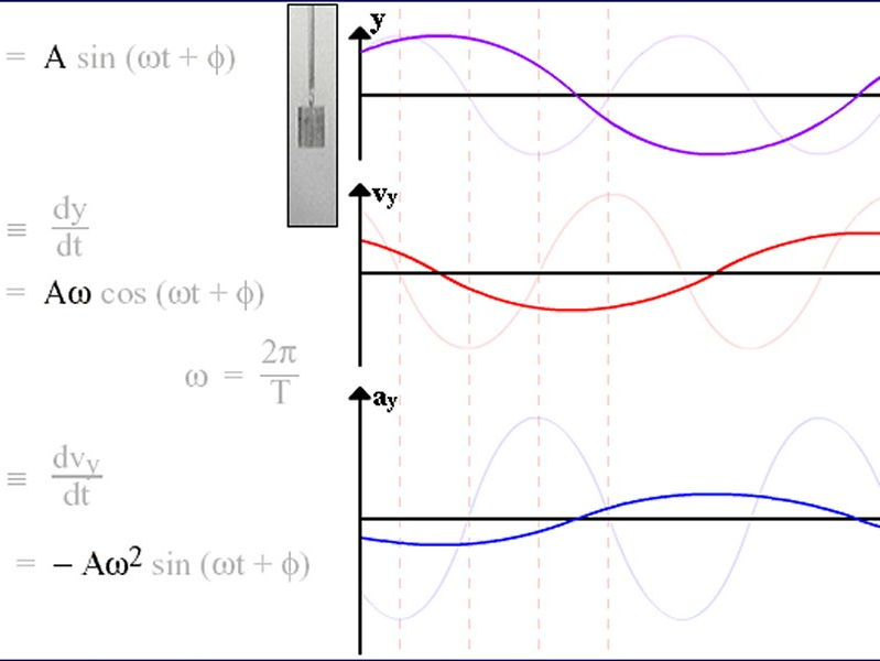 AQA A-Level (Year2) – Principles of Simple Harmonic Motion