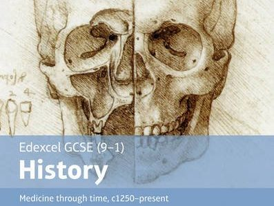 Medicine through Time - GCSE Edexcel 9-1